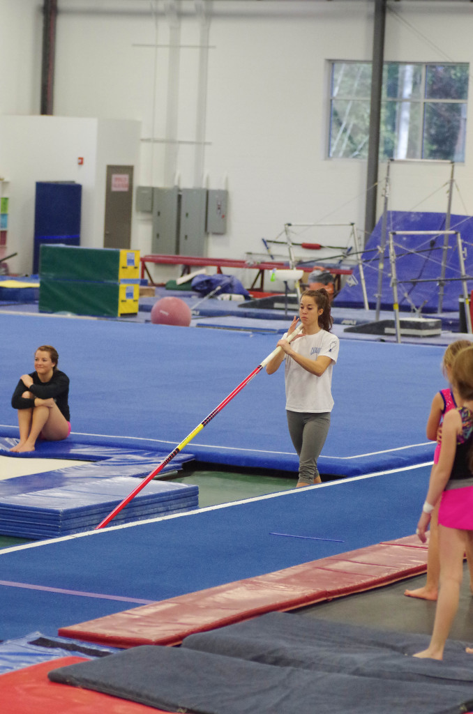 Location & Facility - Aim High Pole Vault Club LLC